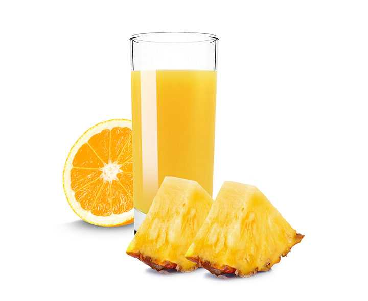 Orange-Pineapple-Juice